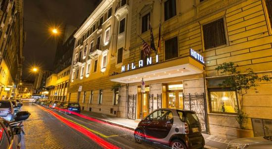 Photo of Milani Hotel Rome