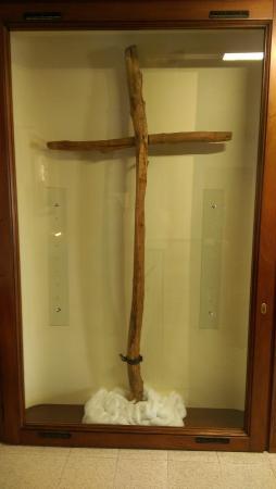 San Martino Church: Croce profumata