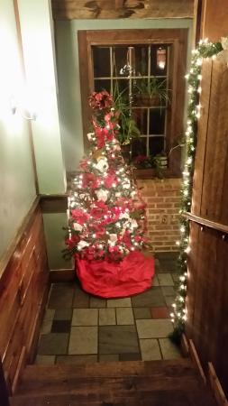 Woodstock, VA: Our little Christmas tree