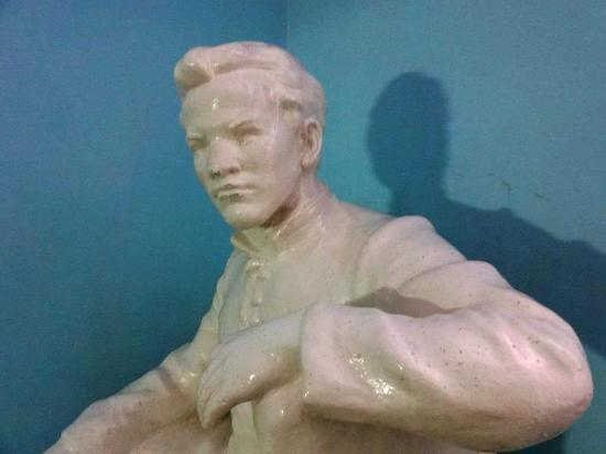 Sculpture Vladimir Ulyanov