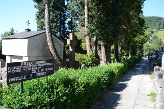 Cmentarz Wojenny nr 346