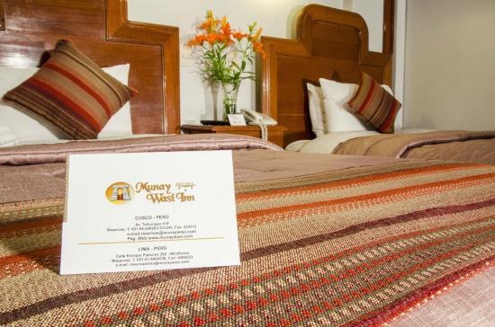 Hotel Munay Wasi: DOBLE
