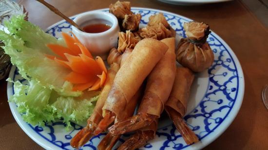 Nakhon Thai: Apetizers