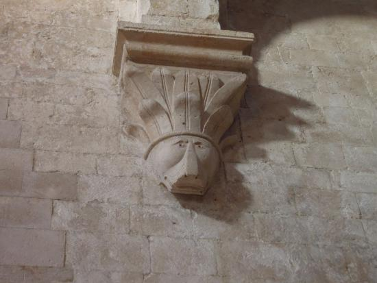 Duomo di Molfetta - Parrocchia San Corrado: Очаровательная капитель