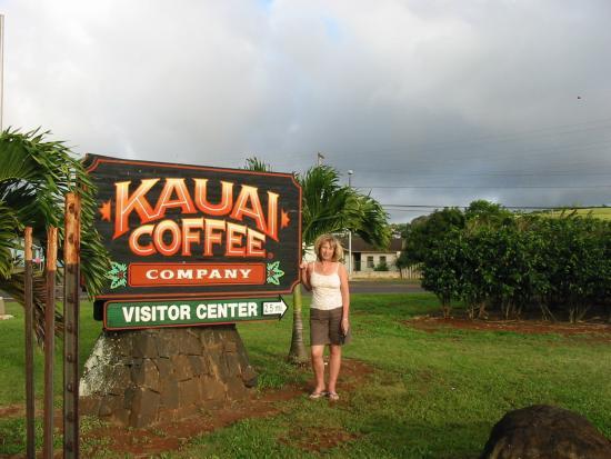 Kalaheo, Χαβάη: Kauai Coffee