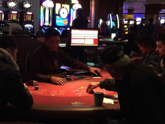 El cortez poker room review
