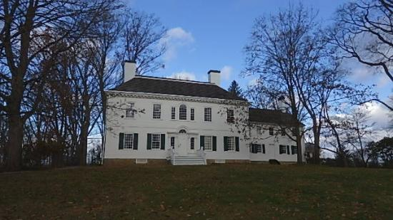 Morristown, Nueva Jersey: Ford Mansion