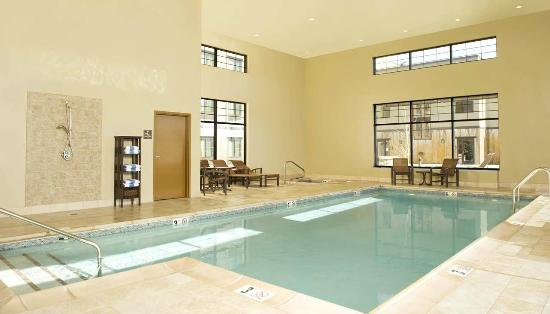 Homewood Suites by Hilton Bozeman: Indoor Pool and Whirlpool Spa