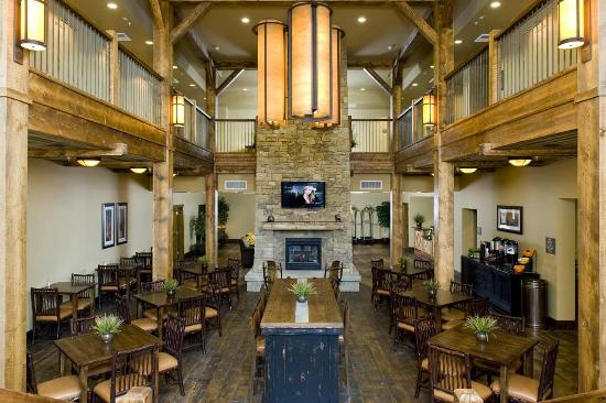 Homewood Suites by Hilton Bozeman: Lodge-Style Dining