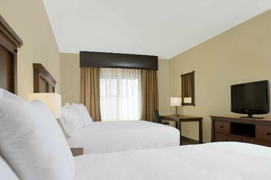 Homewood Suites by Hilton Bozeman: Double Beds