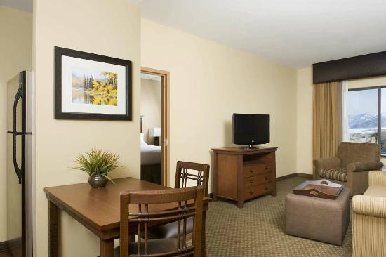 Homewood Suites by Hilton Bozeman: Double Beds, One-Bedroom Suite