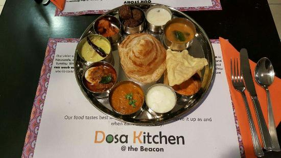 Dosa Kitchen Sunday Sapaad Feast Picture Of Dosa Kitchen Newcastle Upon Tyne Tripadvisor