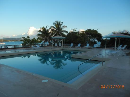 Hotel on the Cay's pool
