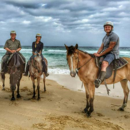 Horse About Tours: Great family or couples activity. Excellent hosts.