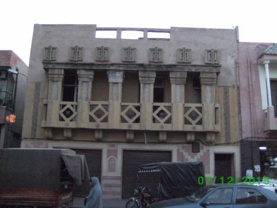 Riad Al Badia: Nice building