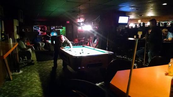 Pool Tournament Friday - 8pm at DJ's Lounge in Farwell