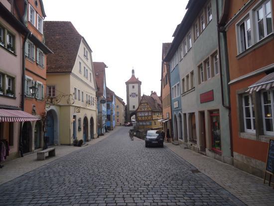 Pension Becker: Rothenburg