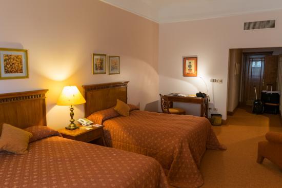 Granados Park Hotel: Vista general de la habitación