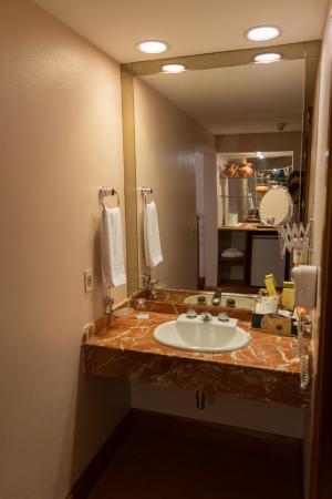 Granados Park Hotel: Lavabo