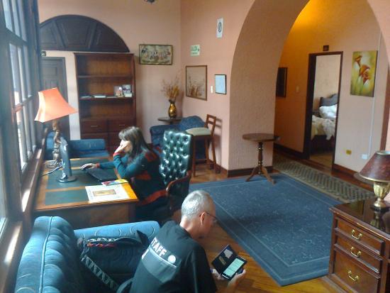 Hotel Catedral Internacional: acceso a internet y pc