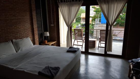 Samatha Bed & Breakfast: Zimmer. Erster Eindruck top.