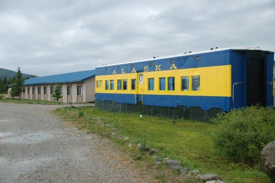Healy, AK: Центральный домик