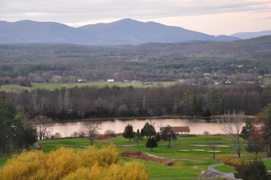 Hudson Valley Resort and Spa: View from room in the Tower, 8th floor