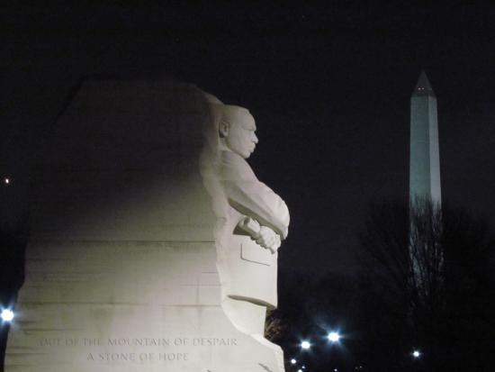 Signature Tours of DC- Day/Night : MLK & Washington