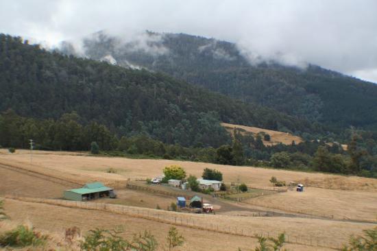 Ellendale, أستراليا: The view