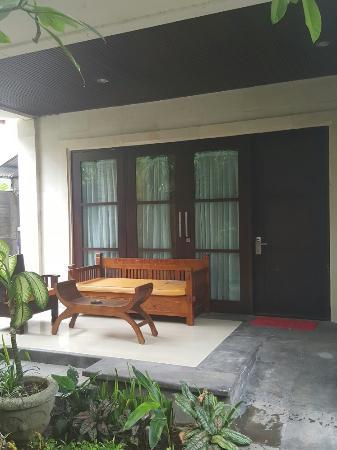 Amansari Villa: Room #1