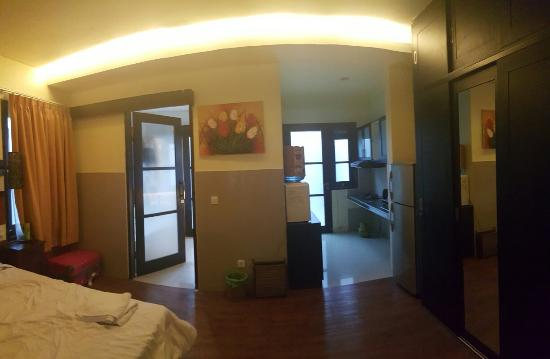Amansari Villa : Room #1