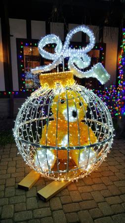 Lake Orion, Мичиган: Christmas in Canterbury Village