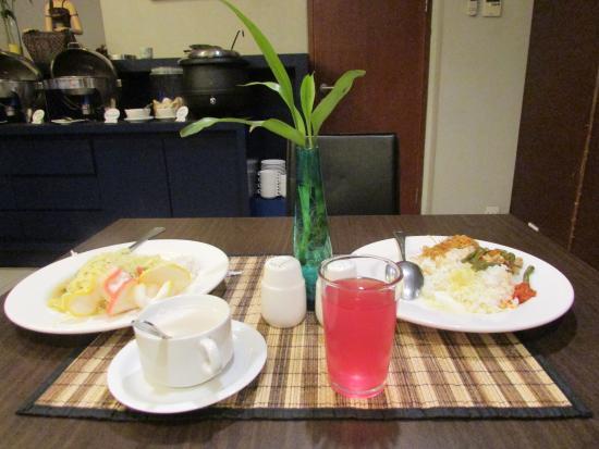 Sarapan Pagi Picture Of Griyadi Blue Pacific Hotel Jakarta Tripadvisor