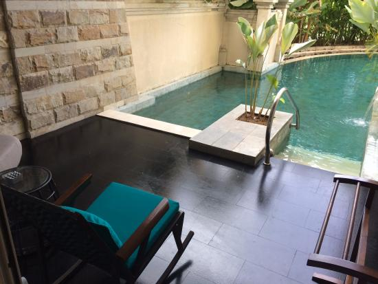 Sofitel Bali Nusa Dua Beach Resort: Direct Access To The Pool From Your Room