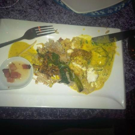Bhima's Warung : Grouper special