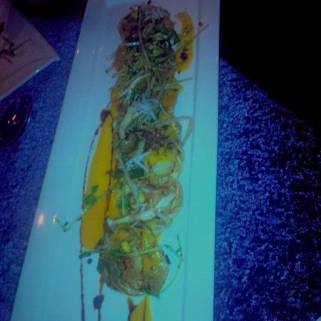 Bhima's Warung : go tai - menu item