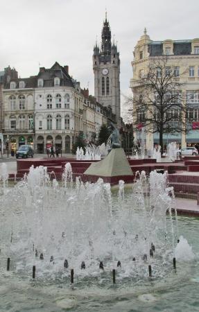 Ville Valenciennes Salles Location