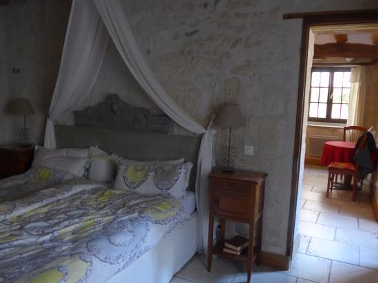 Anche, Francia: Comfortable room