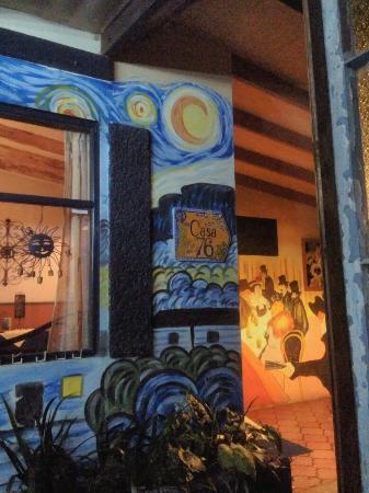 Restaurante Casa 76