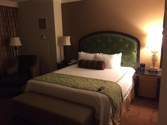 Belterra Casino Resort: Bed