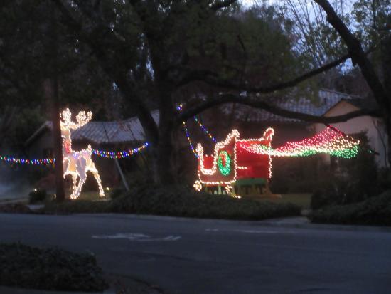 willow glen neighborhood christmas decorations 2015 san jose ca