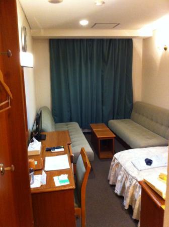 Matsue Universal Hotel Honkan : 室内