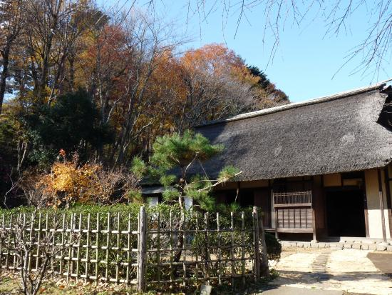 Hamura Folk museum