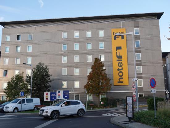 room picture of hotel f1 roissy aeroport cdg pn 2 roissy en france tripadvisor. Black Bedroom Furniture Sets. Home Design Ideas