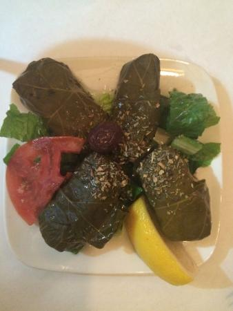 Turkish Grill: there's an app for that - grape leaves app!