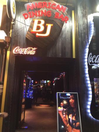 American Dining Bar BJ