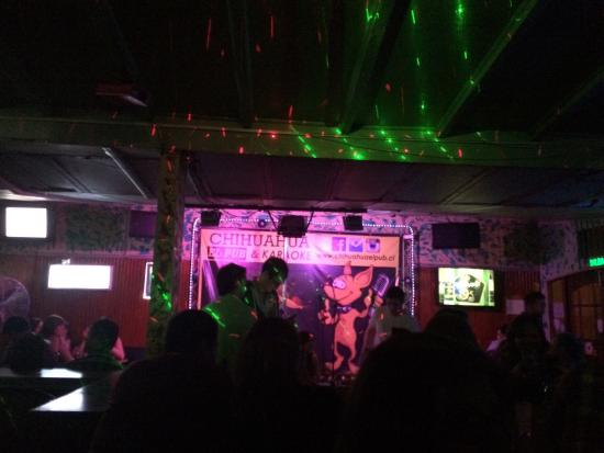 Chihuahua, El Pub & Karaoke