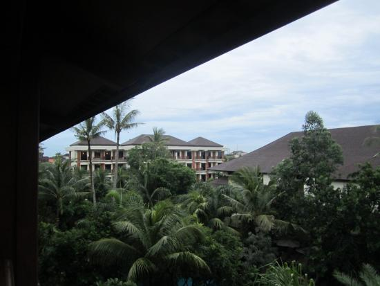 Padma Resort Legian: View from the Lagoon View rooms