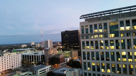 Sheraton Columbia Downtown Hotel View