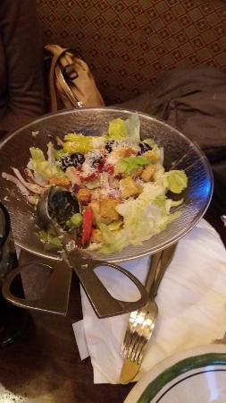 Salada Picture Of Olive Garden New York City Tripadvisor
